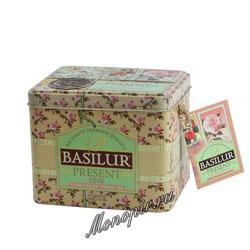 Basilur Подарок Розовый 100 гр