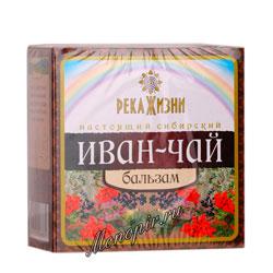 Река жизни Иван-чай Бальзам 50 гр