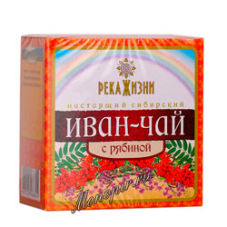 Река жизни Иван-Чай Рябина 50 гр