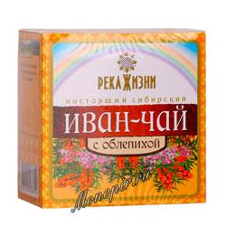 Река жизни Иван-Чай Облепиха 50 гр