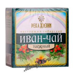 Река жизни Иван-Чай Таежный 50 гр