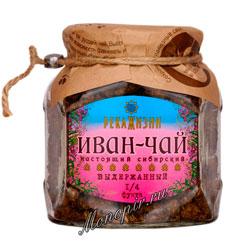Река жизни Иван-Чай Выдержанный стекло 112 гр