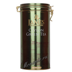 James Grandfather Greentea Soure Tin ж.б. 300 гр
