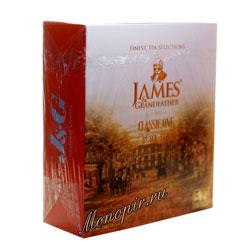 James Grandfather BTTBDCS&T Черный Пакетик 100 шт