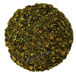 Земляника со сливками (Ароматизированный чай)