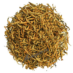 Дянь Хун Цзинь Хао (Красный чай с золотым ворсом)