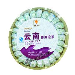 Юннаньский пуэр То Ча белый 200 г