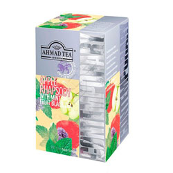 Ahmad Tea в пакетиках Apple Rhapsody