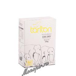 Чай Tarlton черный Earl Grey 100 гр