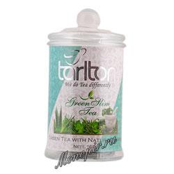 Чай Tarlton Слим зеленый 160 гр