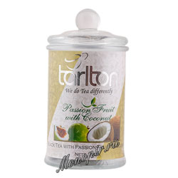 Чай Tarlton Плод Страсти черный 160 гр