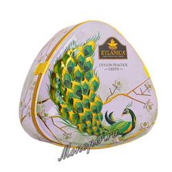 Чай Zylanica Peacock Green (Павлин) GP1 зеленый 100 гр ж.б