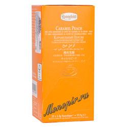 Чай Ronnefeldt Caramel Peach BIO/Карамельный персик
