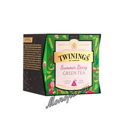 Чай Twinings Летние Ягоды (15 пакетиков)