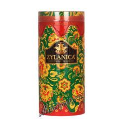 Чай Zylanica Folk Red OPA черный 100 г ж.б со свечкой