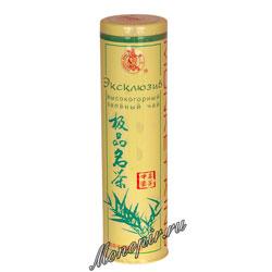 Король обезьян Эксклюзив высокогорный зеленый чай 120 гр ж/б