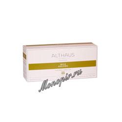 Чай Althaus для чайника Milk Oolong 20 x4 гр Молочный улун
