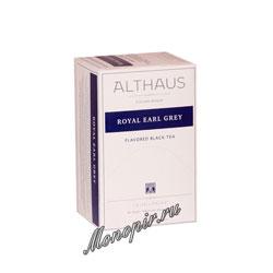 Althaus Royal Earl Grey черный 20х1,75 гр Пакетированный