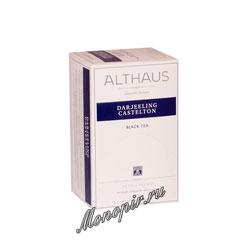 Althaus Darjeeling Castelton черный 20х1,75 гр Пакетированный