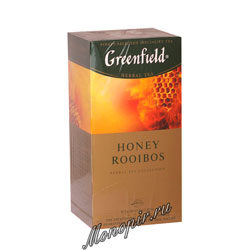 Чай Greenfield Honey Rooibos Пакетики