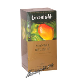 Чай Greenfield Mango Delight Пакетики