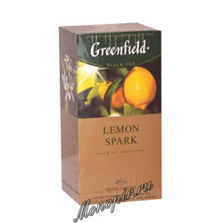Чай Greenfield Lemon Spark Пакетики