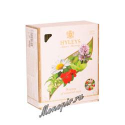 Чай Hyleys Ассорти 9 вкусов в пакетиках 100 шт.