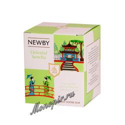 Чай листовой Newby Восточная сенча 100 гр