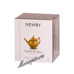 Чай Newby Английский завтрак в пирамидках 15 шт