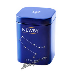 Коллекционный чай Newby Близнецы Индийский завтрак 25 гр