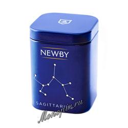 Коллекционный чай Newby Стрелец Цейлон 25 гр