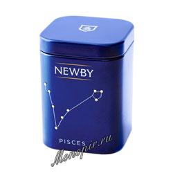 Коллекционный чай Newby Рыбы Зеленая сенча 25 гр