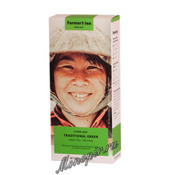 Чай Sense Asia Зеленый традиционный 100 гр