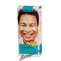 Чай Sense Asia Травяной Имбирь и лемонграсс 70 гр