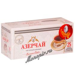 Чай Азерчай Черный 25 пак.