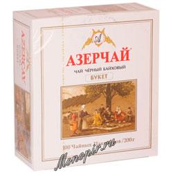 Чай Азерчай Букет черный (100 пак.)