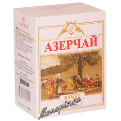 Чай Азерчай Букет черный 100 гр к/у