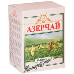 Чай Азерчай зеленый 100 гр к/у