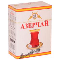 Чай Азерчай Бергамот черный 100 г