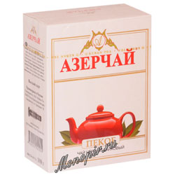 Чай Азерчай Пекое черный 100 гр