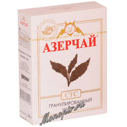 Чай Азерчай СТС черный 100 г