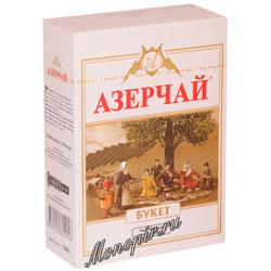 Чай Азерчай Букет черный 200 гр к/у