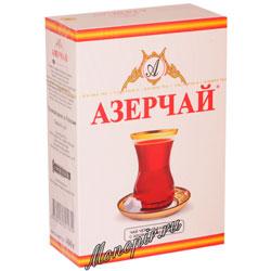 Чай Азерчай Бергамот черный 400 гр к/уп