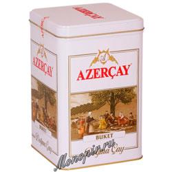 Чай Азерчай Букет черный 250 гр ж/б