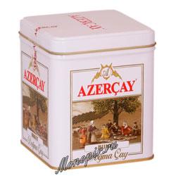 Чай Азерчай Букет черный 100 гр ж/б