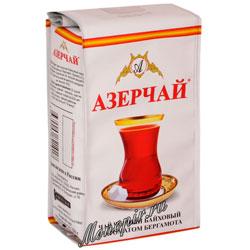 Чай Азерчай черный с бергамотом 250 гр