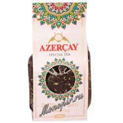 Чай Азерчай Тайна гор черный с чабрецом 100 гр