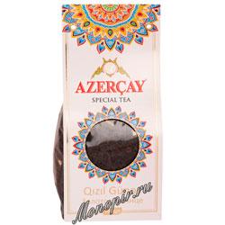 Чай Азерчай Золотое солнце черный с апельсином и шиповником 100 гр