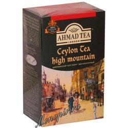 Чай Ahmad Листовой FBOPF. Черный, 100 гр