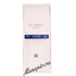 Чай Althaus листовой Strawberry Cream Ameli 250 гр